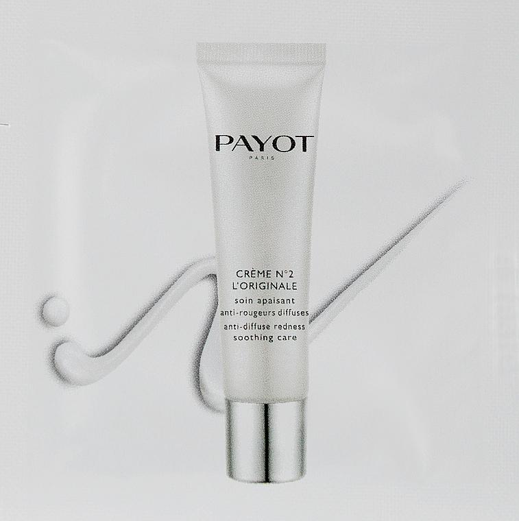 Средство коррекции покраснений и раздражений - Payot Creme N°2 L'Originale (пробник)