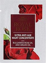 Духи, Парфюмерия, косметика Ночной антивозрастной концентрат для лица - BioFresh Royal Rose Night Concentrate (пробник)