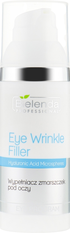 Филлер для заполнения морщин вокруг глаз - Bielenda Professional Program Eye Wrinkle Filler
