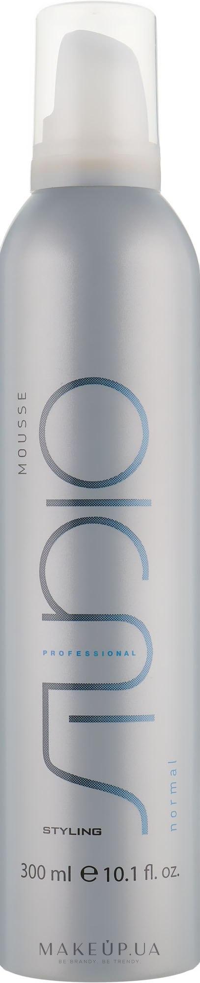 Мусс для укладки волос нормальной фиксации - Kapous Professional Studio Styling — фото 300ml