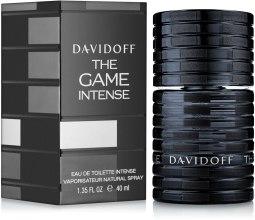 Davidoff The Game Intense - Туалетная вода — фото N1