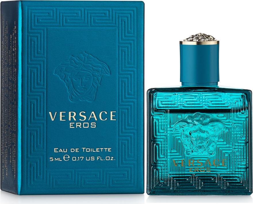 Versace Eros - Туалетная вода (мини)