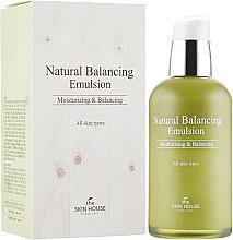 Парфумерія, косметика Емульсія для відновлення балансу шкіри - The Skin House Natural Balancing Emulsion