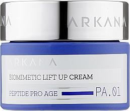 Духи, Парфюмерия, косметика Биомиметический дневной крем с эффектом лифтинга - Arkana Biomimetic Lift Up Cream