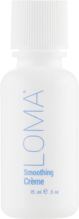 Крем для разглаживания волос - Loma Smoothing Cream (мини)
