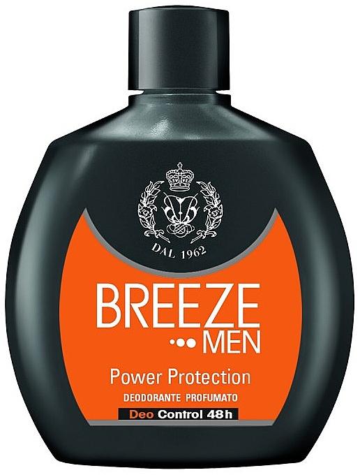 Дезодорант - Breeze Men Power Protection Deo Control 48H