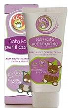 Духи, Парфюмерия, косметика Детский защитный крем для подгузников - Ekos Baby