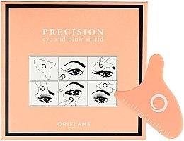 Духи, Парфюмерия, косметика Лекало для макияжа глаз - Oriflame Precision Eye&Brow Shield