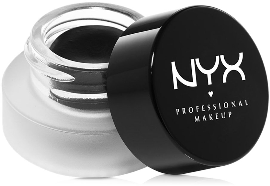 Подводка для глаз - NYX Professional Makeup Epic Black Mousse Liner