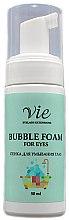 Духи, Парфюмерия, косметика Пенка для умывания глаз - Vie De Luxe Bubble Foam For Eyes