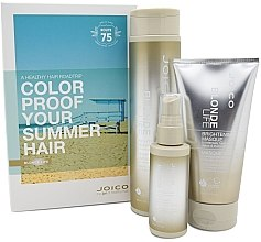 "Духи, Парфюмерия, косметика Набор ""Летний"" - Joico Blonde Life Summer Set (shmp/300ml + h/spray/50ml + mask/150ml)"
