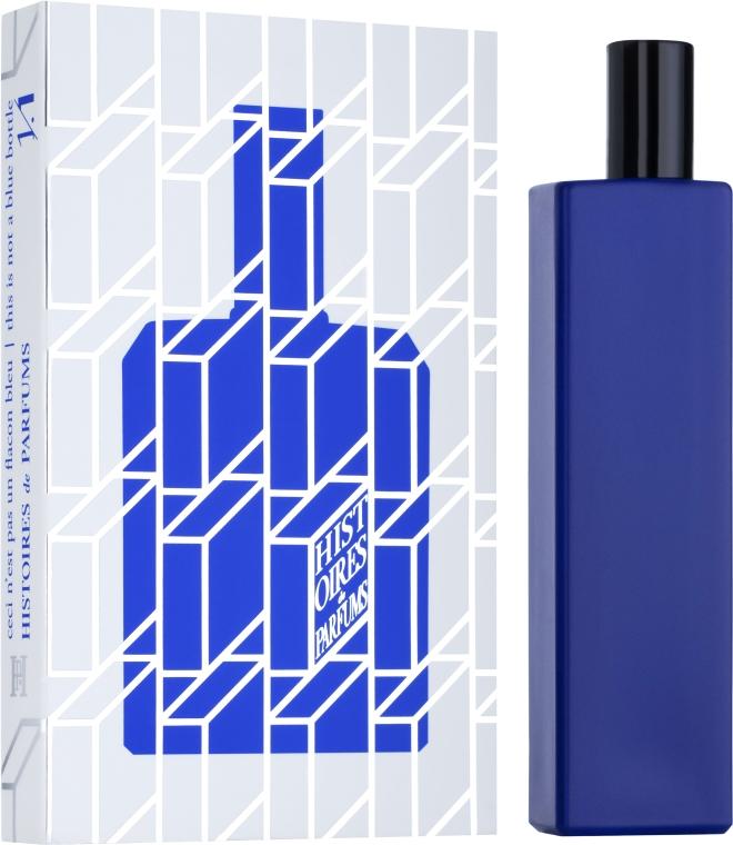 Histoires de Parfums This Is Not a Blue Bottle 1.1 - Парфюмированная вода (мини)