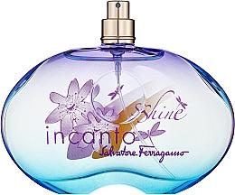 Духи, Парфюмерия, косметика Salvatore Ferragamo Incanto Shine - Туалетная вода (тестер без крышечки)