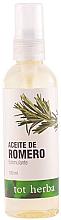 "Духи, Парфюмерия, косметика Масло для тела ""Розмарин"" - Tot Herba Body Oil Rosemary"