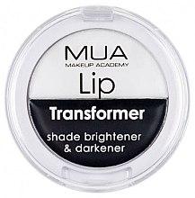 Духи, Парфюмерия, косметика База для изменения цвета помады - MUA Lip Base Transformer
