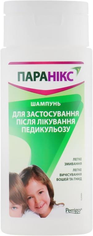 Шампунь после лечения педикулеза - Параникс