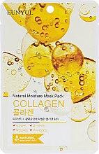 Духи, Парфюмерия, косметика Увлажняющая тканевая маска с коллагеном - Eunyul Natural Moisture Mask Pack Collagen
