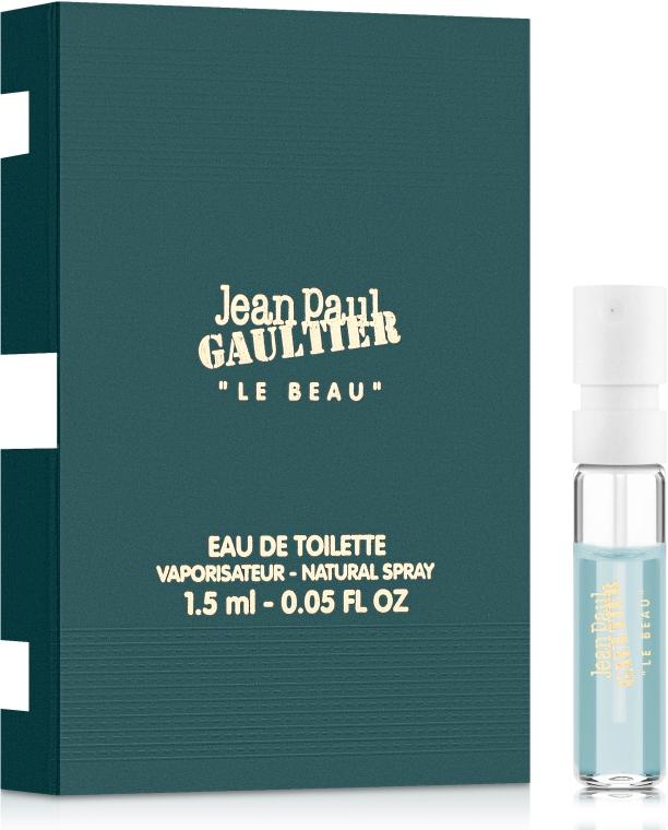 Jean Paul Gaultier Le Beau - Туалетная вода (пробник)