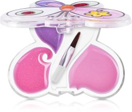 "Духи, Парфюмерия, косметика Блеск для губ ""Бабочка"" - FFleur Butterfly Lip Gloss"
