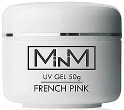 Духи, Парфюмерия, косметика Гель моделирующий розовый - M-in-M Gel French Pink