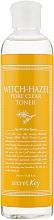 Духи, Парфюмерия, косметика Противовоспалительный очищающий тонер с экстрактом гамамелиса - Secret Key Witch-Hazel Toner