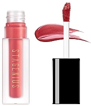 Духи, Парфюмерия, косметика Матовая помада для губ - Stagenius Matte Liquid Lipstick