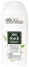 Духи, Парфюмерия, косметика Роликовый дезодорант - N.A.E. Delicatezza Deodorant
