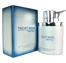 Духи, Парфюмерия, косметика Myrurgia Yacht Man Metal - Туалетная вода