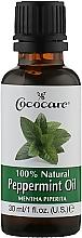 Духи, Парфюмерия, косметика Натуральное Масло Перечной Мяты - Cococare Oil