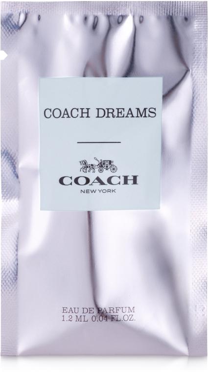 Coach Coach Dreams - Парфюмированная вода (пробник)