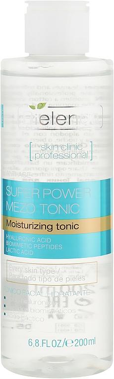 Активный увлажняющий тоник - Bielenda Skin Clinic Professional Mezo
