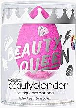 Духи, Парфюмерия, косметика Спонж для макияжа с подставкой - Beautyblender Original Beauty Queen