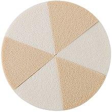 Духи, Парфюмерия, косметика Набор спонжей для макияжа, треугольные, 6 шт - Flormar Sponge