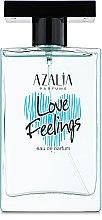 Azalia Parfums Love Feelings Blue - Парфумована вода — фото N1