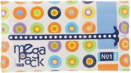 Духи, Парфюмерия, косметика Салфетки двухслойные №1 - Bella Mega Pack