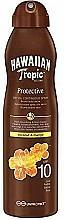 Духи, Парфюмерия, косметика Защитное спрей-масло SPF10 - Hawaiian Tropic Protective Continuous Spray Oil SPF10