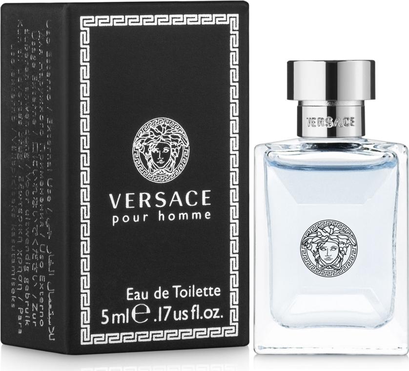 Versace Pour Homme - Туалетная вода (мини)