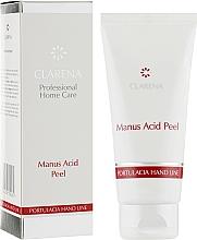 Духи, Парфюмерия, косметика Гелевый пилинг для рук - Clarena Portulacia Hand Line Manus Acid Peel