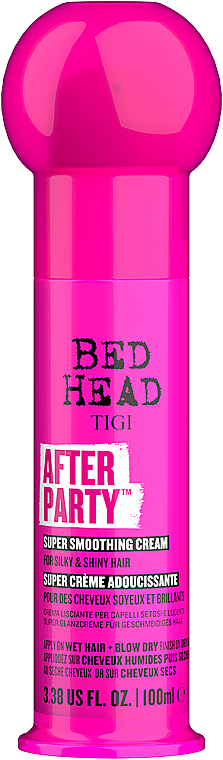 Разглаживающий крем для волос - Tigi Bed Head After Party Smoothing Cream