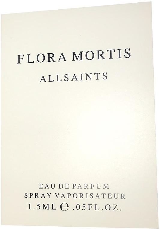 Allsaints Flora Mortis - Парфюмированная вода (пробник)