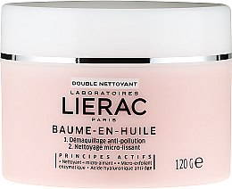 Духи, Парфюмерия, косметика Очищающий бальзам на основе масла для сухой кожи - Lierac Demaquillant Oil Balm