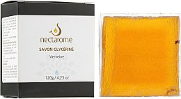 Духи, Парфюмерия, косметика Мыло глицериновое с вербеной - Nectarome Soap With Verbena