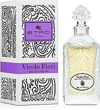 Духи, Парфюмерия, косметика Etro Vicolo Fiori Eau De Toilette - Туалетная вода (мини)