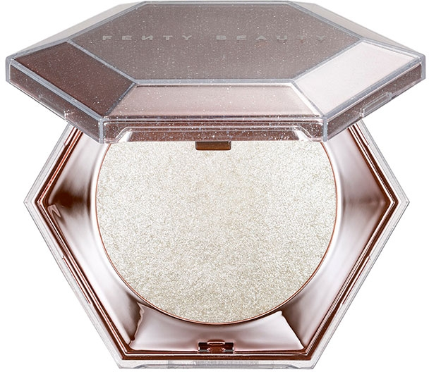 Хайлайтер для лица и тела - Fenty Beauty By Rihanna Diamond Bomb