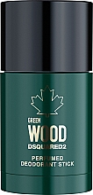 Духи, Парфюмерия, косметика Dsquared2 Green Wood Pour Homme - Дезодорант-стик