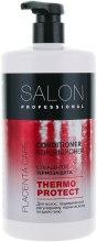 Духи, Парфюмерия, косметика Кондиционер с плацентой для поврежденных волос - Salon Professional Thermo Protect