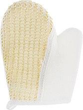 Духи, Парфюмерия, косметика Мочалка-рукавичка, 7989, белая - SPL Shower Glove