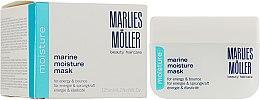 Духи, Парфюмерия, косметика Увлажняющая маска - Marlies Moller Marine Moisture Mask