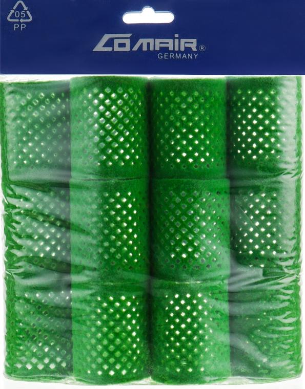 Металлические бигуди зеленые, 50 мм - Comair