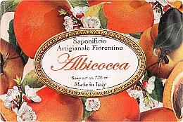Духи, Парфюмерия, косметика Мыло туалетное «Абрикос» - Saponificio Artigianale Fiorentino Apricot Soap